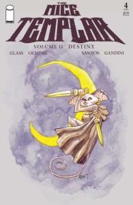 Mice Templar vol 2 # 11 cvr