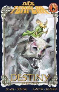 Mice Templar vol 2 Destiny pt 2 cvr