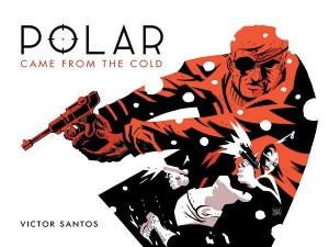 Polar by Victor Santos cvr