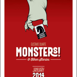 """Monsters & Other Stories"" heralds the arrival of a monstrously talented creator from Brazil"