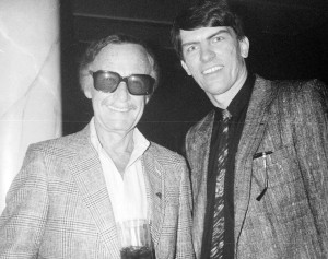 Stan Lee and Jim Shooter
