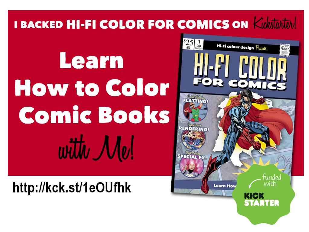Hi-Fi Color Kickstarter