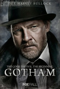 The tough as nails detective Harvey Bullock