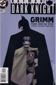 The Grimm storyline in LOTDK runs through 149-153