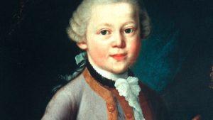 Wolfgang Amadeus Mozart is Trevor Von Eeden's favorite composer