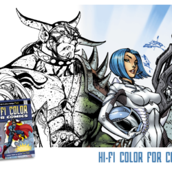 Hi-Fi Coloring for Comics Kickstarter chat with Brian Miller